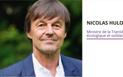 Nicolas Hulot s'adresse à Qualit'EnR