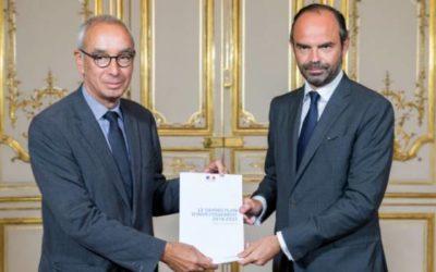 Plan d'investissement Macron : 7 mds d'€ dédiés aux EnR