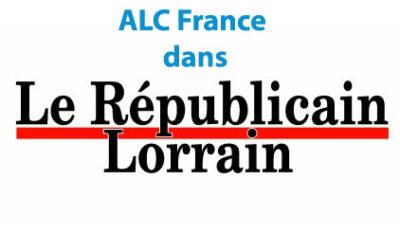 ALC France dans la presse Lorraine