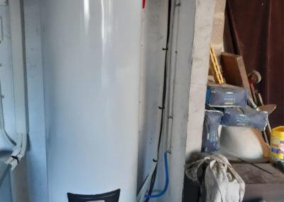 PAC AIREAU 11KW + Ballon Thermodynamique 200 Litres - Dept 77