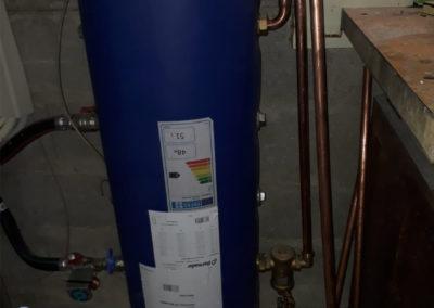 PAC AIREAU 16KW Daikin + Ballon tampon et Ballon thermodynamique - Dept 94