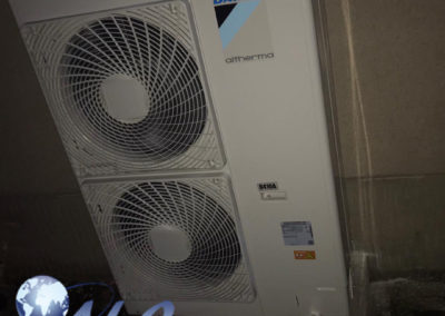 Pompe à chaleur AIREAU Daikin 14KW Haute Température – Meuse