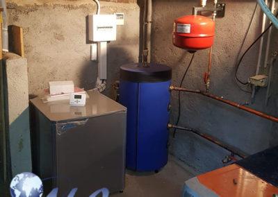 Pompe à chaleur AIREAU 14 KW – Haute-Marne