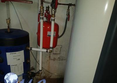 Pompe à chaleur AIREAU 14KW avec Ballon thermodynamique 250 Litres – Moselle